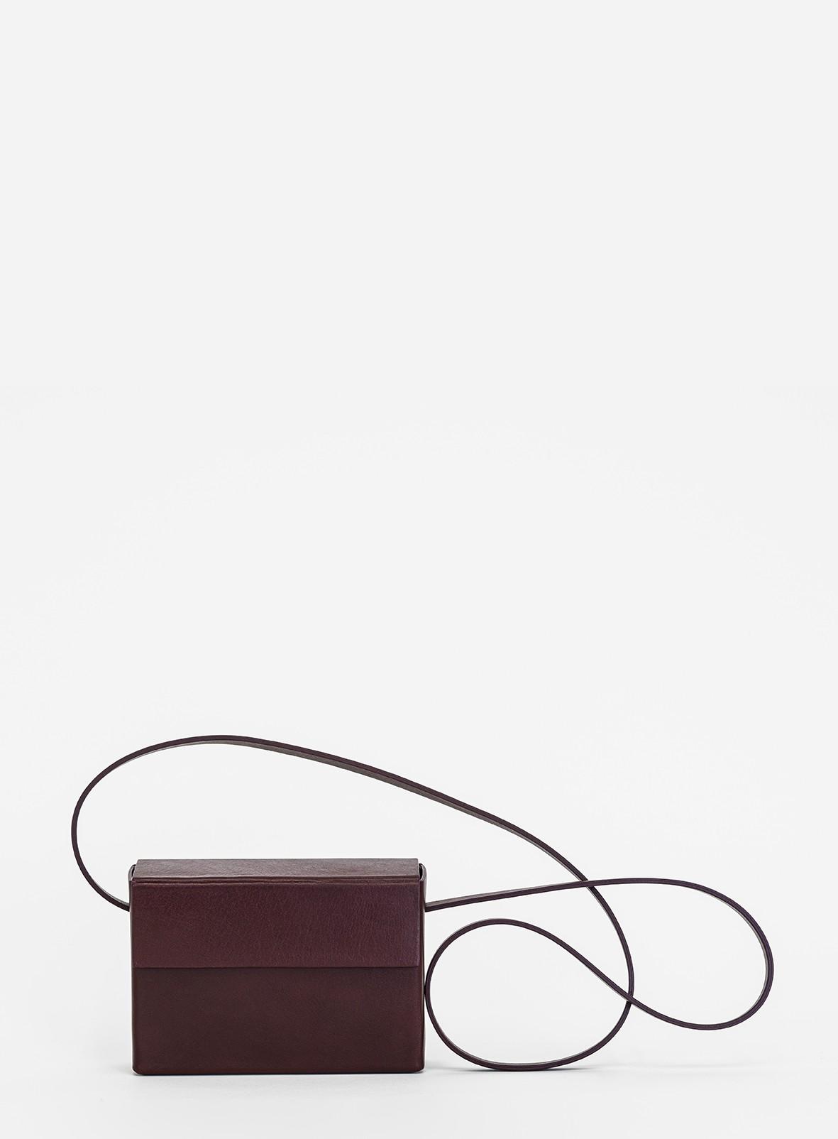 BOX BAG |AUGUSTINE S