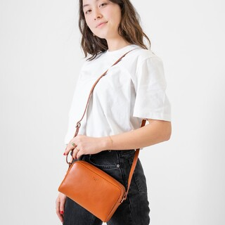 Have you met Ava yet? Our minimalist cross body bag made of premium vegetable tanned leather ✨   Available in cognac, red and black                       #Ava #ZAMT #ZAMTberlin #sustainability #ecofriendly #sustainable #sustainableliving #sustainablefashion #slowfashion #consciousfashion #buylesswearmore #buylessbutbetter #qualityoverquantity #inspiration #berlinbrand #madeinberlin #design #fashion #baglovers #handmade #vegtanned #photography #bagdesign #productdesign #ethicalfashion #smallbusiness #smallbrand #minimalist #madewithlove #supportsmalllabels    