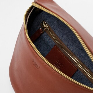 See the quality and exquisite craftsmanship of our bestseller Can up close  The hidden inner pocket is perfect to compartmentalize your belongings              #Can #ZAMT #ZAMTberlin #sustainability #ecofriendly #sustainable #sustainableliving #sustainablefashion #slowfashion #consciousfashion #buylesswearmore #buylessbutbetter #qualityoverquantity #madeinberlin #patina #sustainablefashionbrand #baglovers #ecobags #handmade #vegtanned #bagdesign #hipbag #ethicalfashion #smallbusiness #smallbrand #minimalist #madewithlove #supportsmalllabels