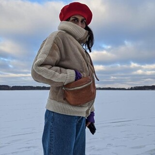 ⁠ ⁠A lovely winter's day ⁠with hip bag Can 1275 days in use and counting⁠ ⁠ ⁠ ⁠ ⁠ ⁠ ⁠ ⁠ ⁠ ⁠ ⁠ ⁠ ⁠ ⁠ ⁠ ⁠ ⁠ ⁠ ⁠ ⁠ ⁠ ⁠ ⁠ ⁠ ⁠ ⁠ ⁠ ⁠ ⁠ ⁠ ⁠ #Can #ZAMT #ZAMTberlin #sustainability #ecofriendly #sustainable #sustainableliving #sustainablefashion #climatechange #nature #winter #ice #inspiration #berlinbrand #patina #design #fashion #slowfashion #handmade #vegtanned #vegtanned #innovation #photography #love #ethicalfashion #smallbusiness #minimalist #minimalism #madewithlove #supportsmalllabels⁠