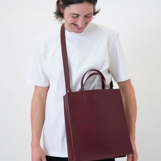 When your bag keeps making jokes⁠ ⁠ Make yourself or a loved one smile with our Finch⁠ Max is wearing Finch in burgundy⁠ ⁠ ⁠ ⁠ ⁠ ⁠ ⁠ ⁠ ⁠ ⁠ ⁠ ⁠ ⁠ ⁠ ⁠ ⁠ ⁠ #Finch #ZAMT #ZAMTberlin #sustainability #ecofriendly #sustainable #sustainableliving #sustainablefashion #nature #handcrafted #handmade #outfit #inspiration #berlinbrand #green #design #fashion #slowfashion #handmade #vegtanned #bag #innovation #earth #smile #ethicalfashion #smallbusiness #minimalist #minimalism #madewithlove #supportsmalllabels⁠